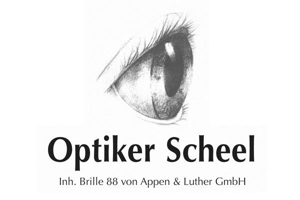 Optiker Scheel